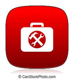 toolkit, pictogram
