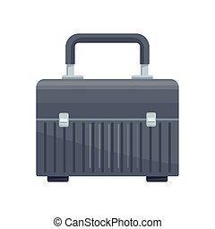 tools box icon, colorful design