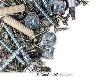Tools for assembling furniture