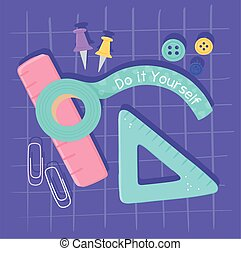 tools for do it yourself craft