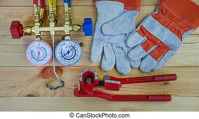 Tools for HVAC