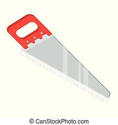 tools for repair saw