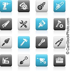Tools Icons - Matte Series