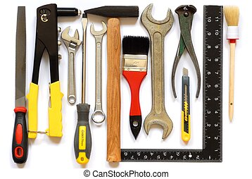 Tools - Isolated tools