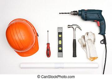 Tools Supplies, workman's accessories