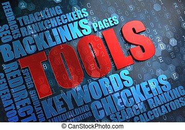 Tools - Wordcloud Concept.