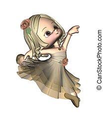 Toon Ballerina - 2