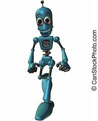 toon, chip-walk, bot