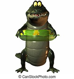 Toon Croc