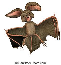 toon, morcego