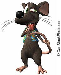toon, ratón