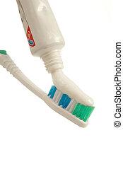 tooth-brush;
