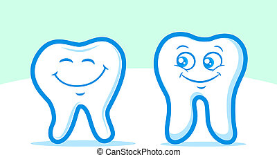 Tooth characters