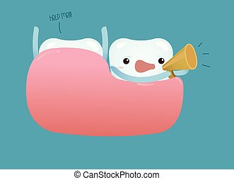 Tooth want to help form gingvitis