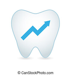 Tooth with a graph