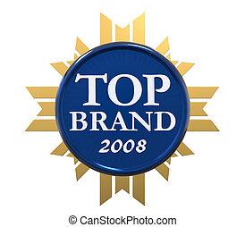 Top Brand Award of Year 2008