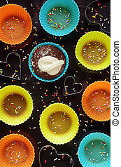 Top Cupcakes