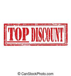 Top Discount-stamp