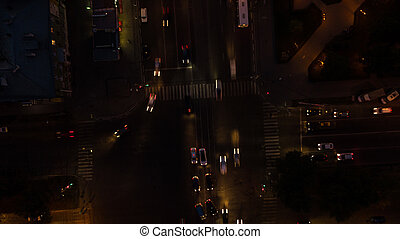 night city crossroad