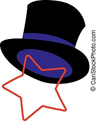 Top Hat and Star