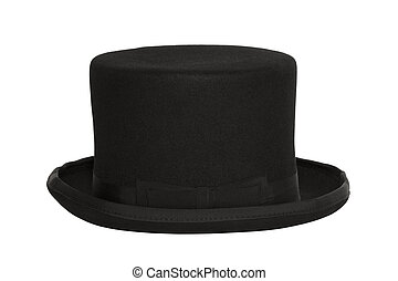 Top hat with clipping path