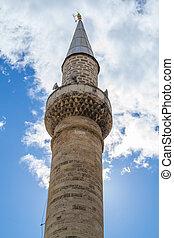 Top of the minaret