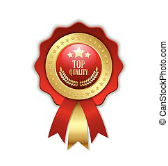 Top quality rosette