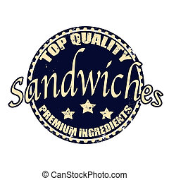 top quality sandwiches