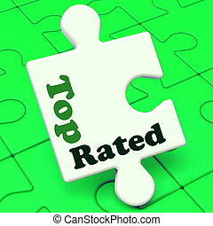 Top Rated Puzzle Shows Best Ranked Special Product - Top...