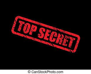 top secret background