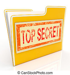 Top Secret File Shows Private Folder Or Files - Top Secret ...