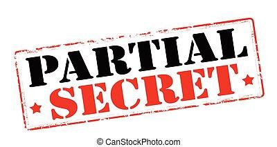 top secret, partiel