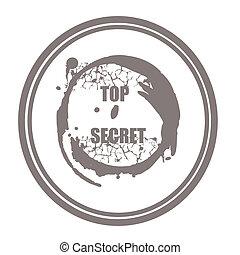 Top Secret-stamp