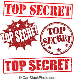 Top secret stamps - Top secret grunge stamp collection on ...