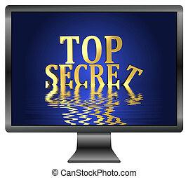 Top Secret t risk through data leak