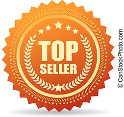 Top seller gold seal