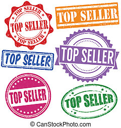 Top seller stamp set