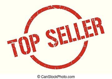 top seller stamp