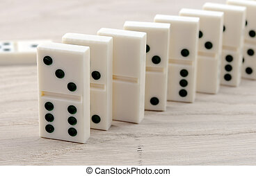 view of domino