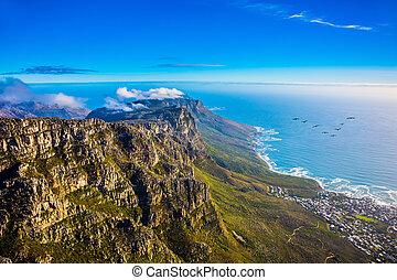 National Park Table Mountain