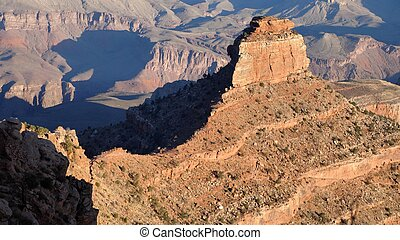 Top view of the Cedar Ridge