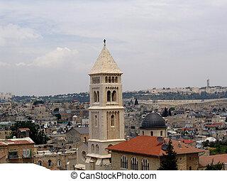 Christian quarter of Old City
