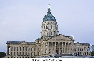 Topeka, Kansas - State Capitol