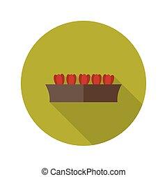 topf m hren kleingarten gemuese wohnung kleingarten vektor suche clipart. Black Bedroom Furniture Sets. Home Design Ideas