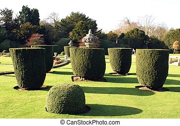 topiary jardin