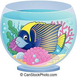 topic, 1, イメージ, 水族館