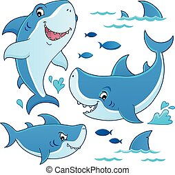 topic, 1, collection, requin