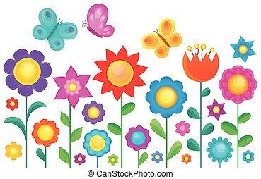 topic, 1, imagem, flor