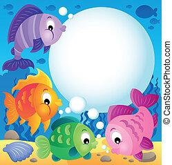 topic, 1, peixe, imagem