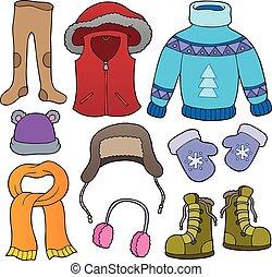 topic, 2, állhatatos, tél felöltöztet